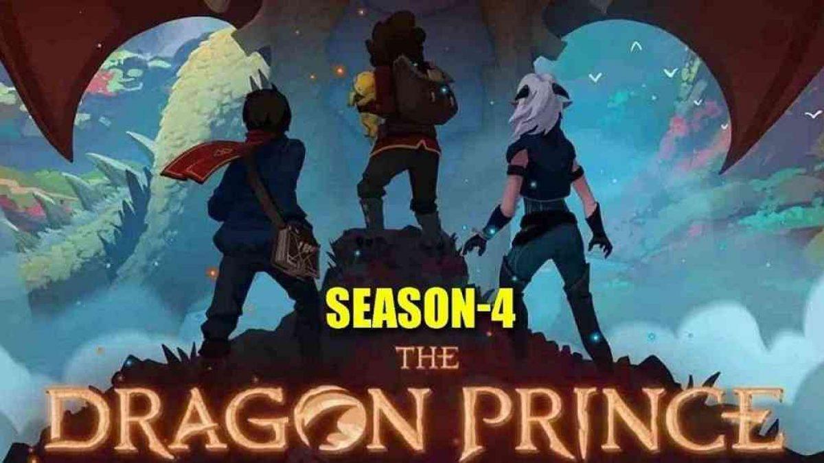 The Dragon Prince Season 4 Renewal Status, Release Date, Plot, Etc. - Today  in Bermuda